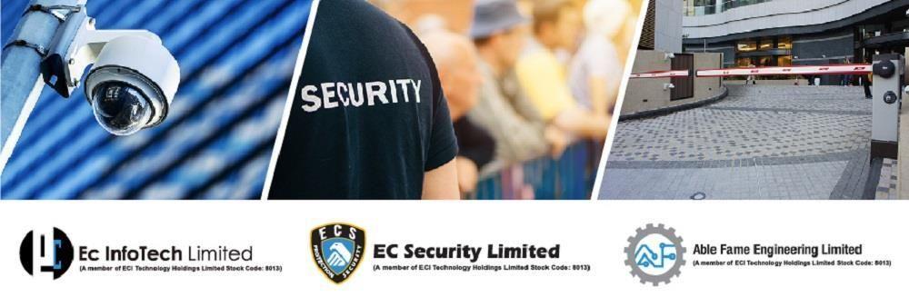 Ec InfoTech Limited's banner