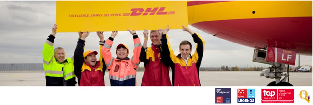 DHL Aviation (Hong Kong) Limited's banner