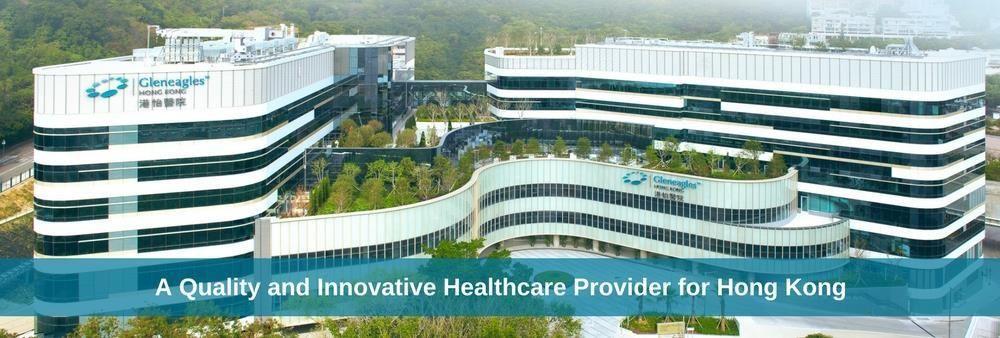 Gleneagles Hospital Hong Kong's banner