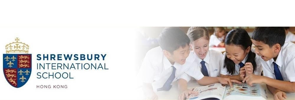 Shrewsbury International School Limited's banner