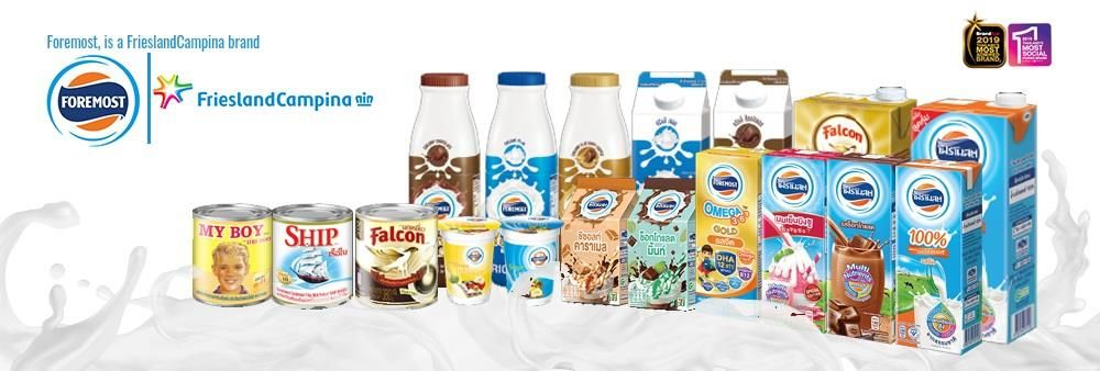 FrieslandCampina Group (Thailand)'s banner