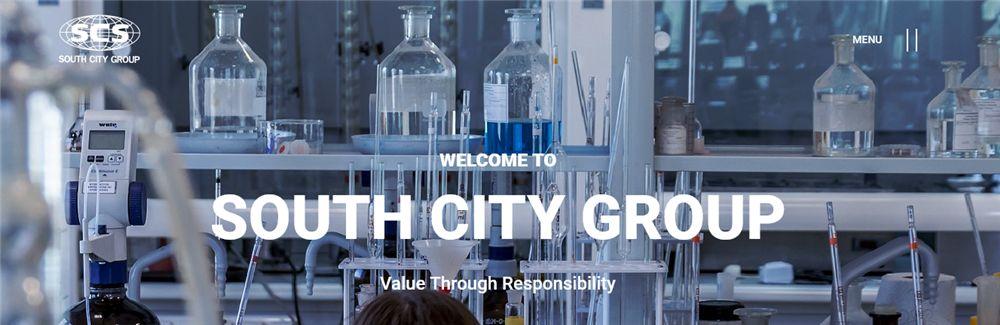 South City Enterprise Co., Ltd.'s banner
