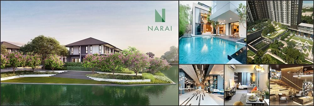 Narai Property Co., Ltd.'s banner