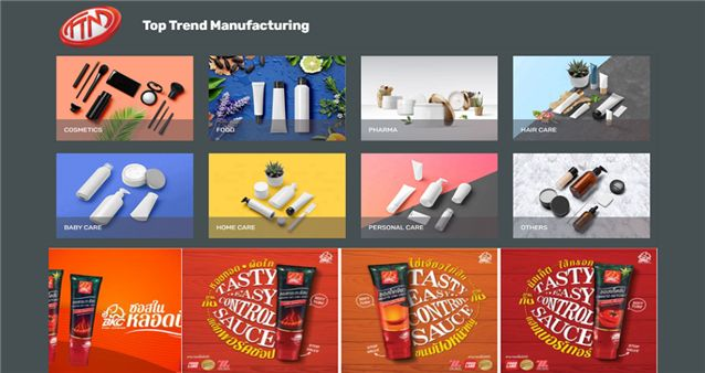 Top Trend Manufacturing Co., Ltd.'s banner