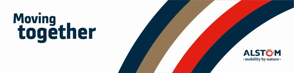 Alstom Thailand's banner