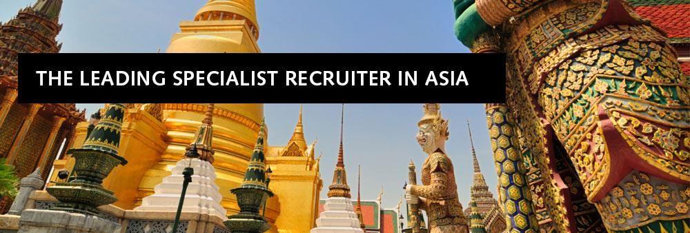 Robert Walters Thailand's banner
