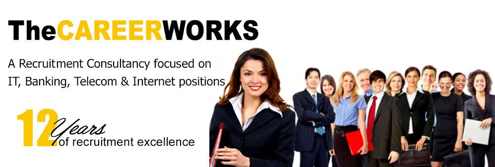 The Career Works Limited's banner