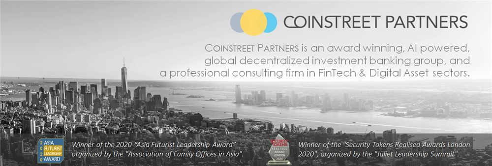 Coinstreet Holdings Limited's banner