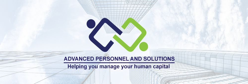 Advanced Personnel and Solutions Co., Ltd.'s banner