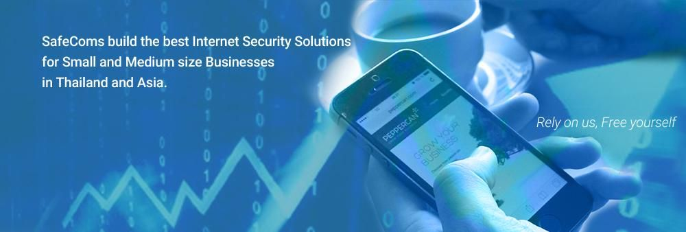 Safecoms Network Security Consulting Co., Ltd.'s banner