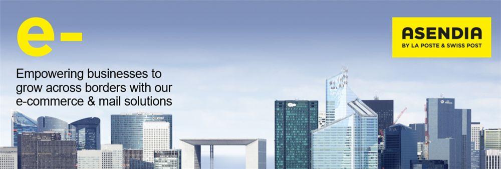 Asendia Hong Kong Limited's banner