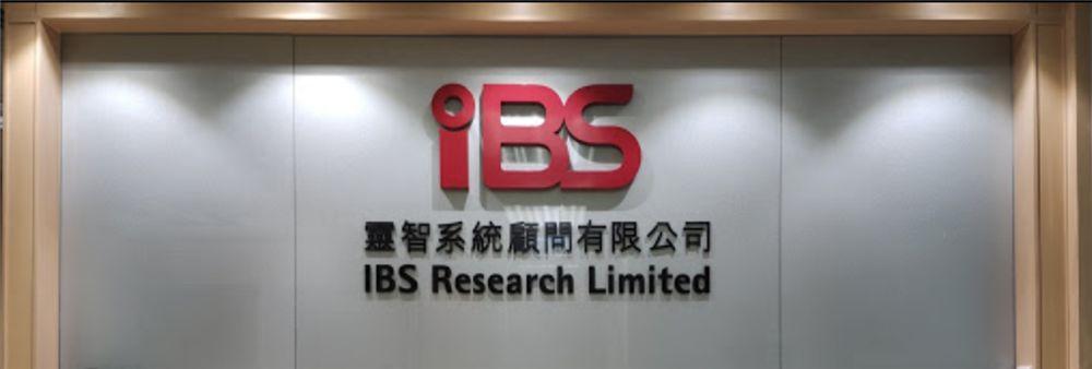 IBS Research Ltd's banner