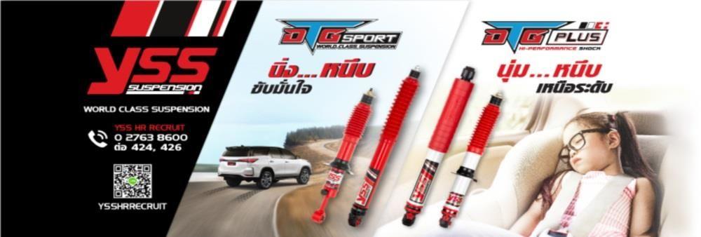 Y.S.S. (Thailand) Co., Ltd.'s banner