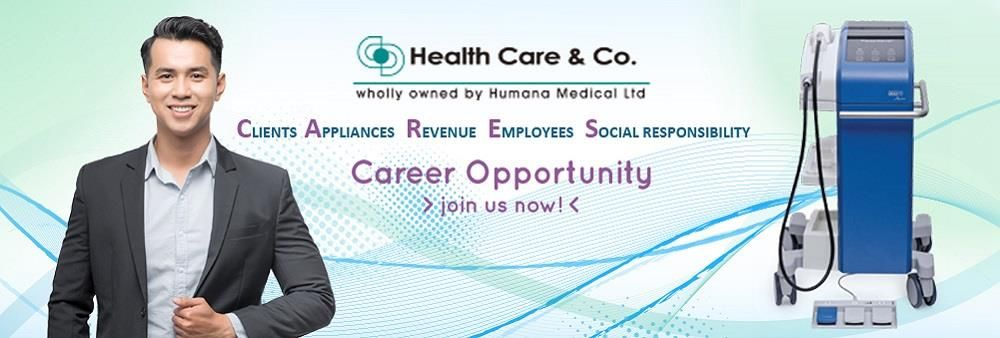 Health Care & Co.'s banner
