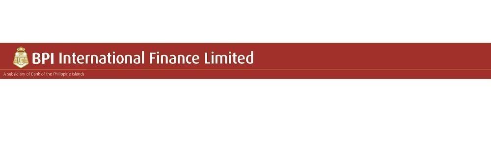 BPI International Finance Ltd's banner