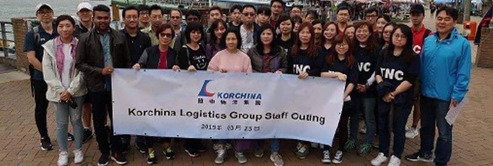 Korchina Logistics (H.K.) Limited's banner