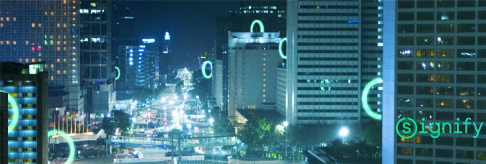 Signify Hong Kong Limited's banner