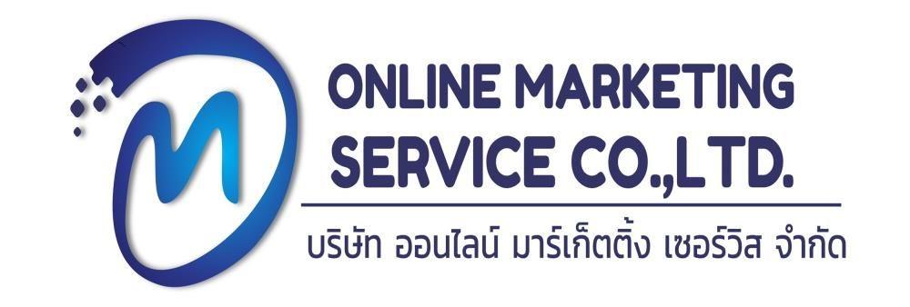 Online Marketing Service Co., Ltd.'s banner