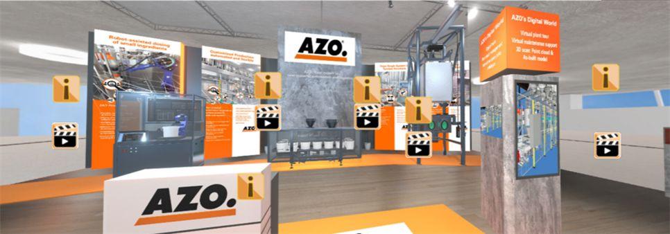 AZO Ltd.'s banner
