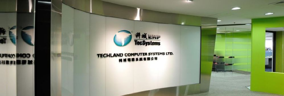 Techland Computer Systems Ltd's banner