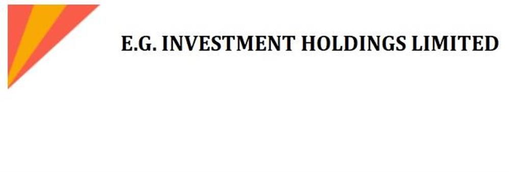 E. G. Investment Holdings Limited's banner