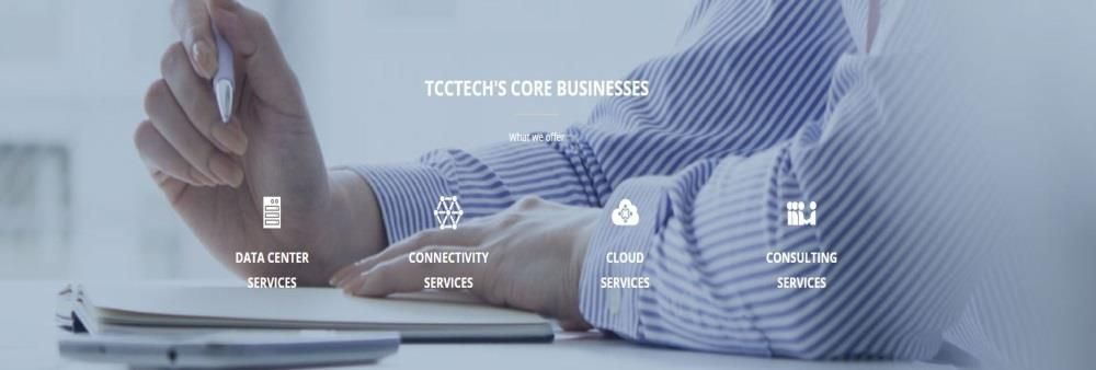 T.C.C. Technology Co., Ltd.'s banner