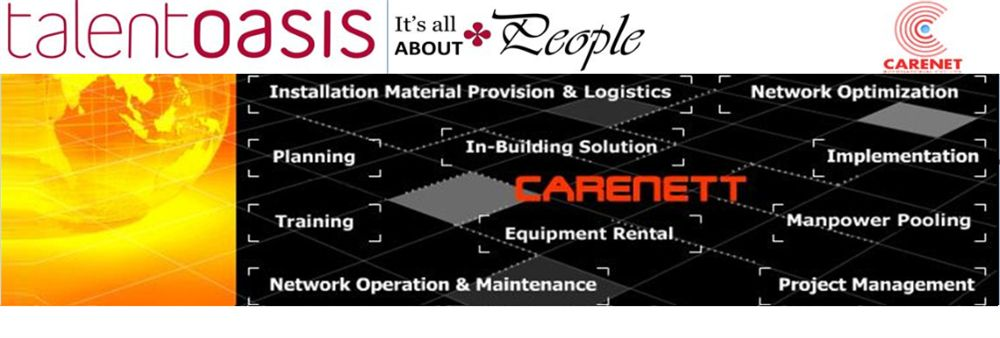Carenet International Co., Ltd.'s banner