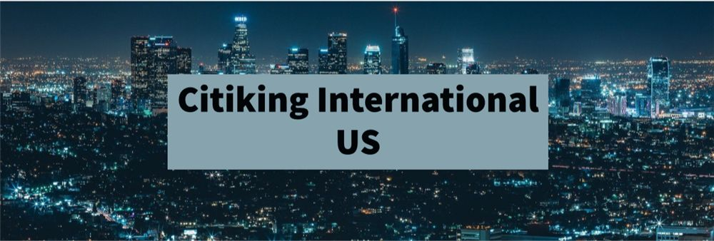 Citiking International US LLC's banner
