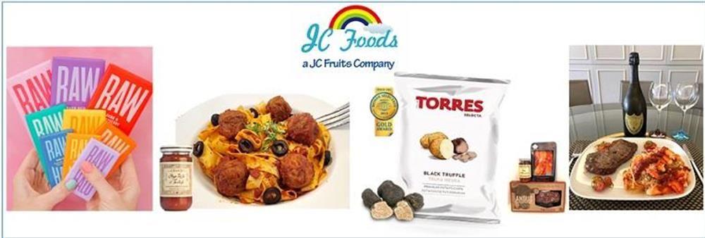 JC Foods (Hong Kong)'s banner