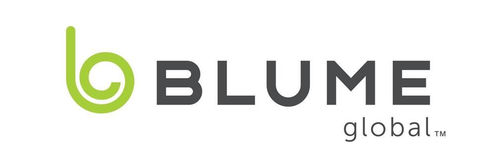 Blume Global, Inc.'s banner