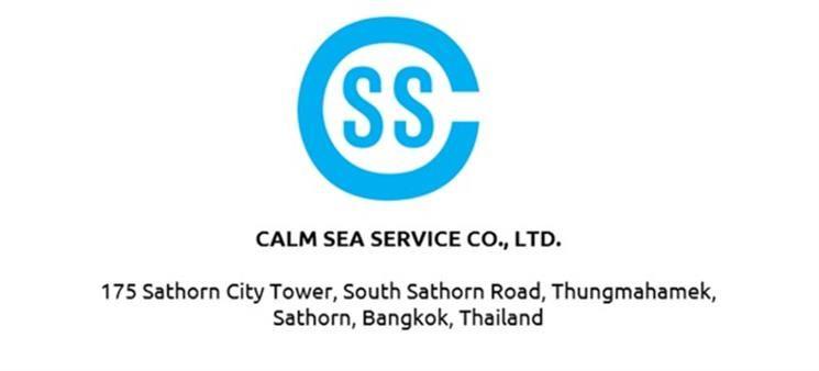 Calm Sea Service Co., Ltd.'s banner