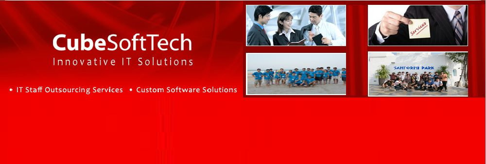 Cube SoftTech Co., Ltd.'s banner