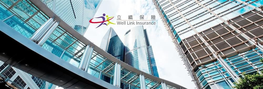 Well Link General Insurance Company Limited's banner
