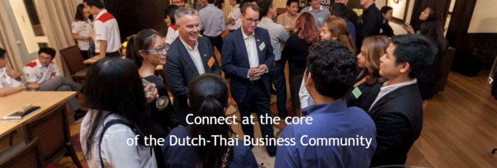 Netherlands-Thai Chamber of Commerce's banner