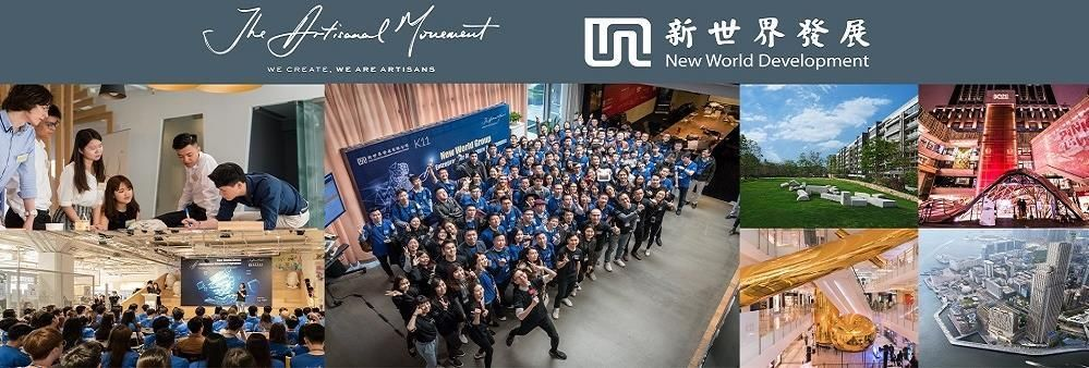 New World Development Co Ltd's banner