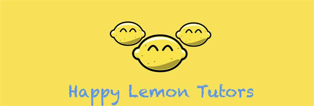 Happy Lemon Tutors's banner