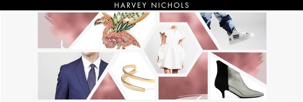 Harvey Nichols (HK) Limited's banner