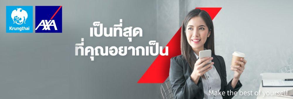 Krungthai-AXA Life Insurance Public Company Limited's banner