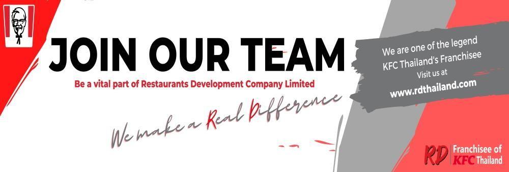 Restaurants Development Co., Ltd.'s banner