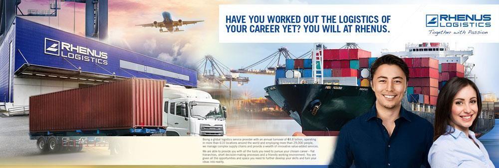 Rhenus  Logistics Co., Ltd.'s banner