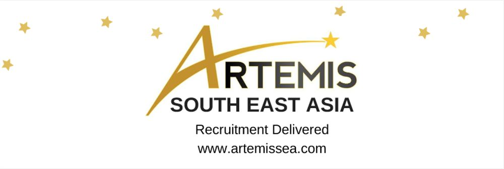ARTEMIS (SOUTH EAST ASIA) RECRUITMENT CO., LTD.'s banner