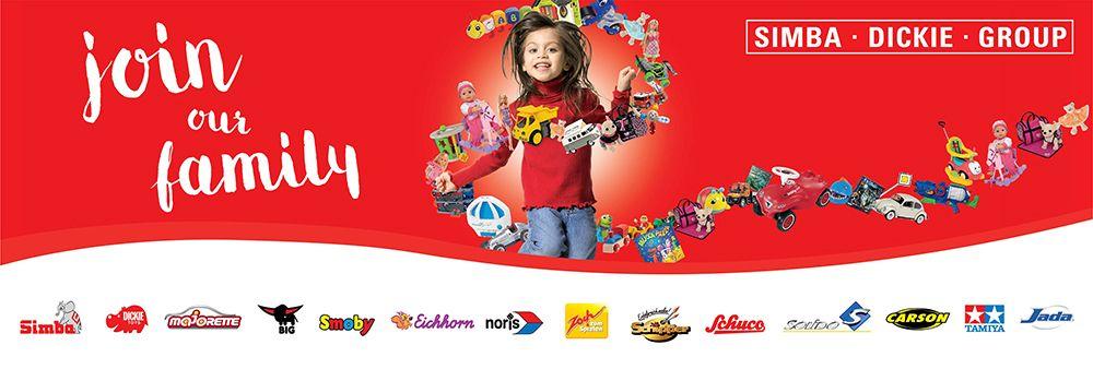 Simba-Toys (Hong Kong) Ltd's banner