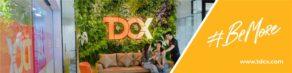 TDCX (MY) Sdn Bhd. (formerly known as Teledirect Telecommerce Malaysia Sdn Bhd)'s banner