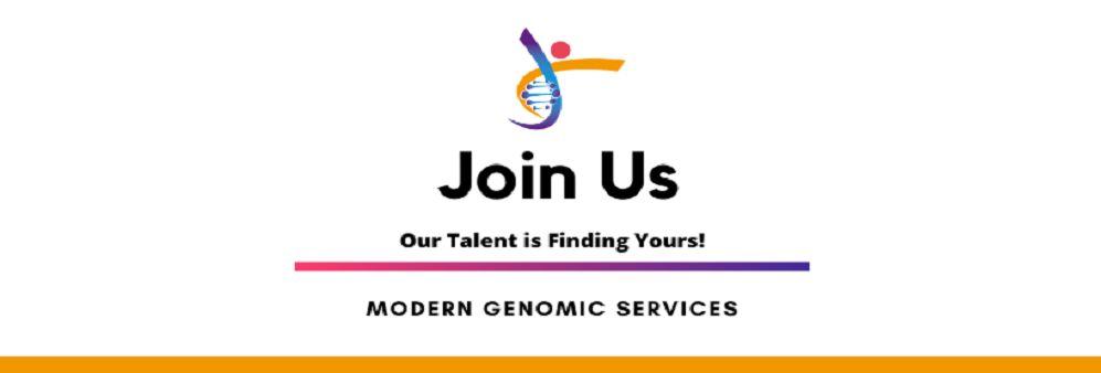 Modern Genomic Services Limited's banner