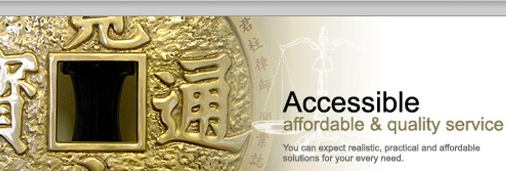 K C Ho & Fong's banner