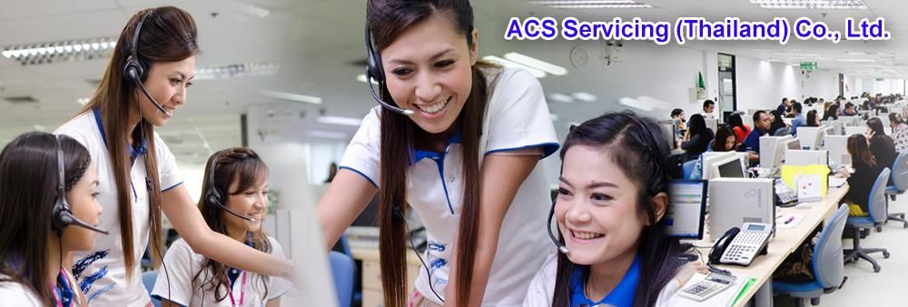 ACS Servicing (Thailand) Co., Ltd.'s banner