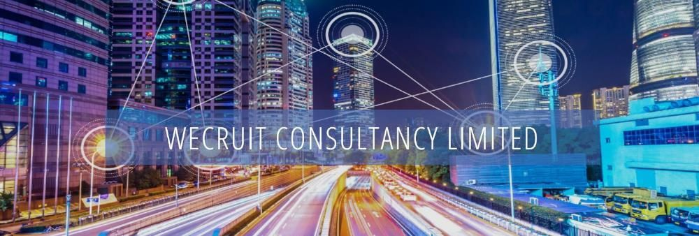 Wecruit Consultancy Limited's banner