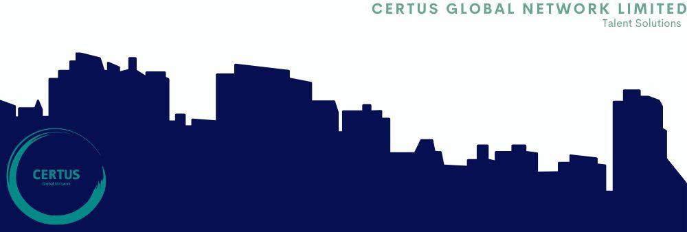 Certus Global Network Limited's banner