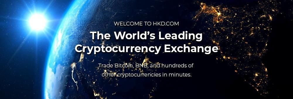 Hong Kong Digital Asset Exchange Ltd.'s banner