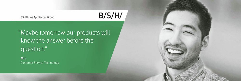 BSH Home Appliances Limited's banner